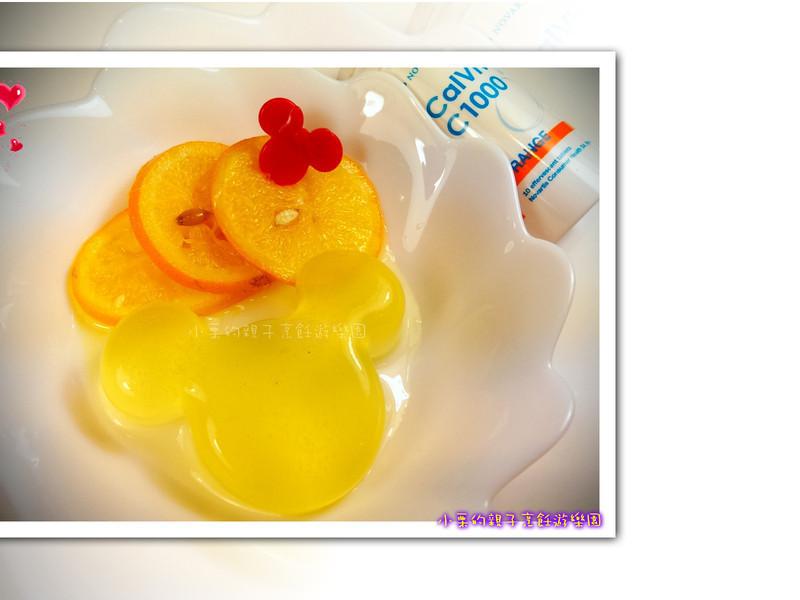 甜橙石花凍『諾鈣C發泡錠』