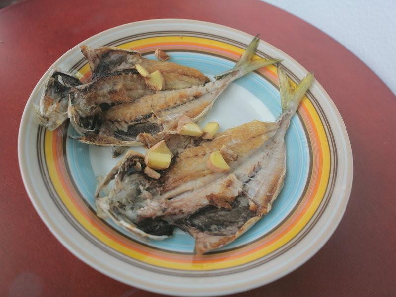 [小湯的美味食譜] 香煎竹筴魚一頁乾 Tefal 特福煎鍋實做