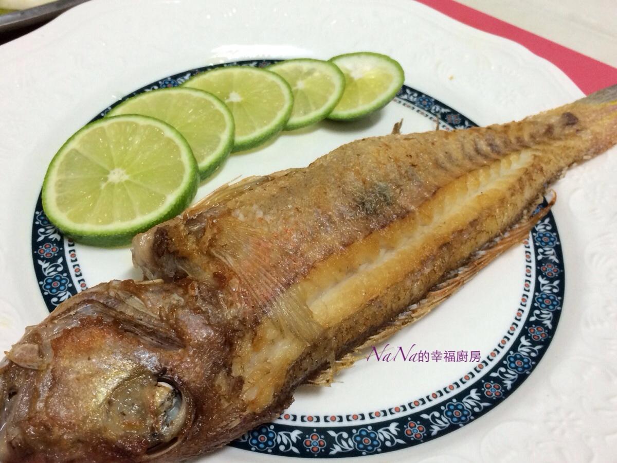 如何煎漂亮馬頭魚?
