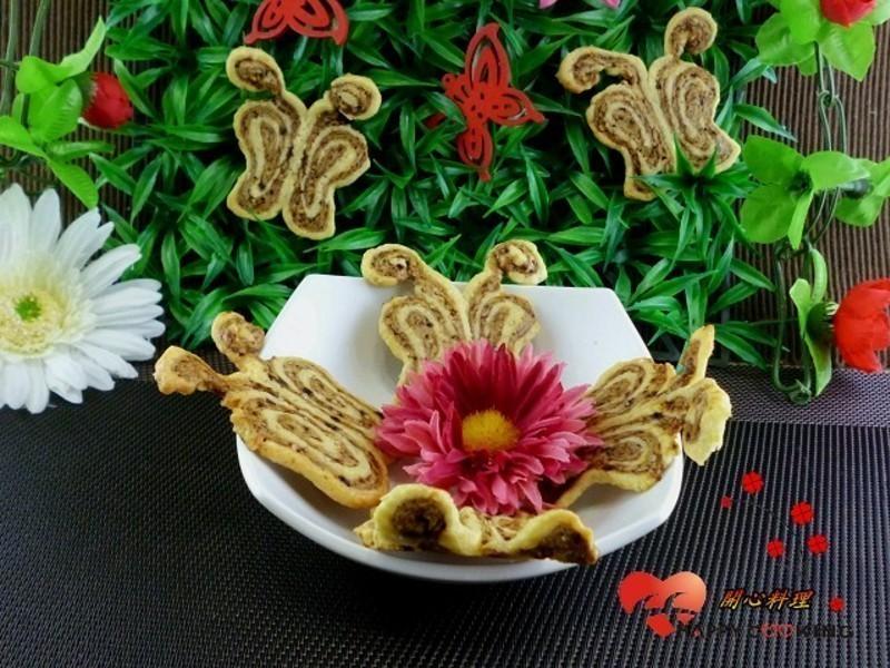咖啡蝴蝶餅【好蟲上菜囉】