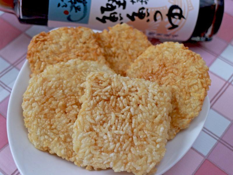 醬油米果『淬釀日式下午茶點』
