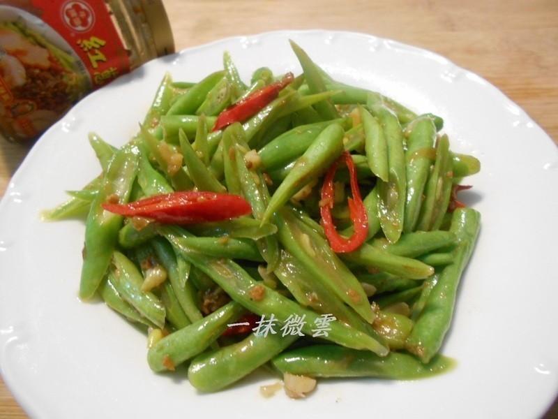 清炒四季豆【牛頭牌端午好香拌】