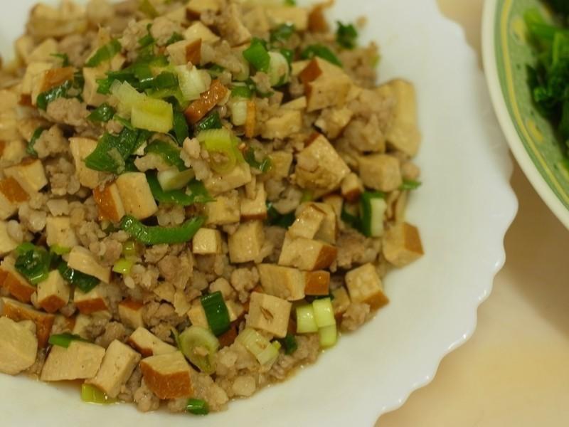 超下飯!絞肉豆干丁【飲食革命】