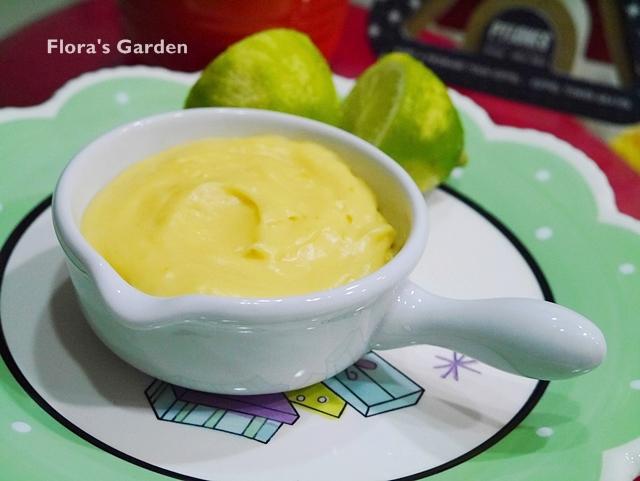 百搭抹醬--檸檬卡士達醬