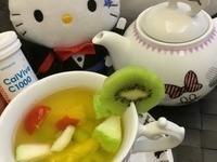 『諾鈣C發泡錠』之風味水果茶