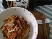 醬香油豆腐~淬釀中式下午茶點