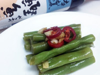 涼拌豆豆‧淬釀中式下午茶點