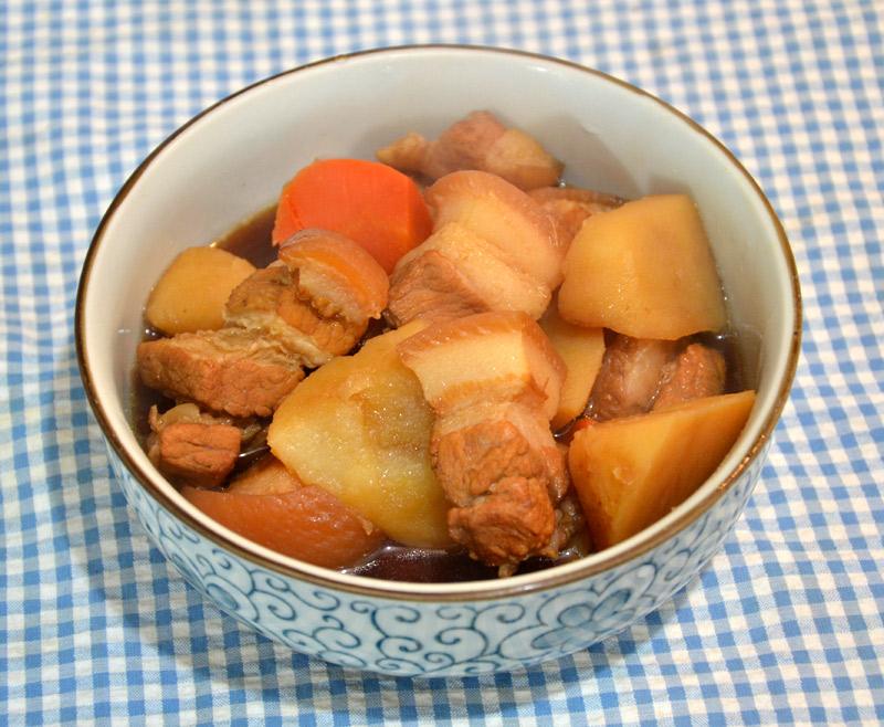 [awei料理]馬鈴薯燉肉