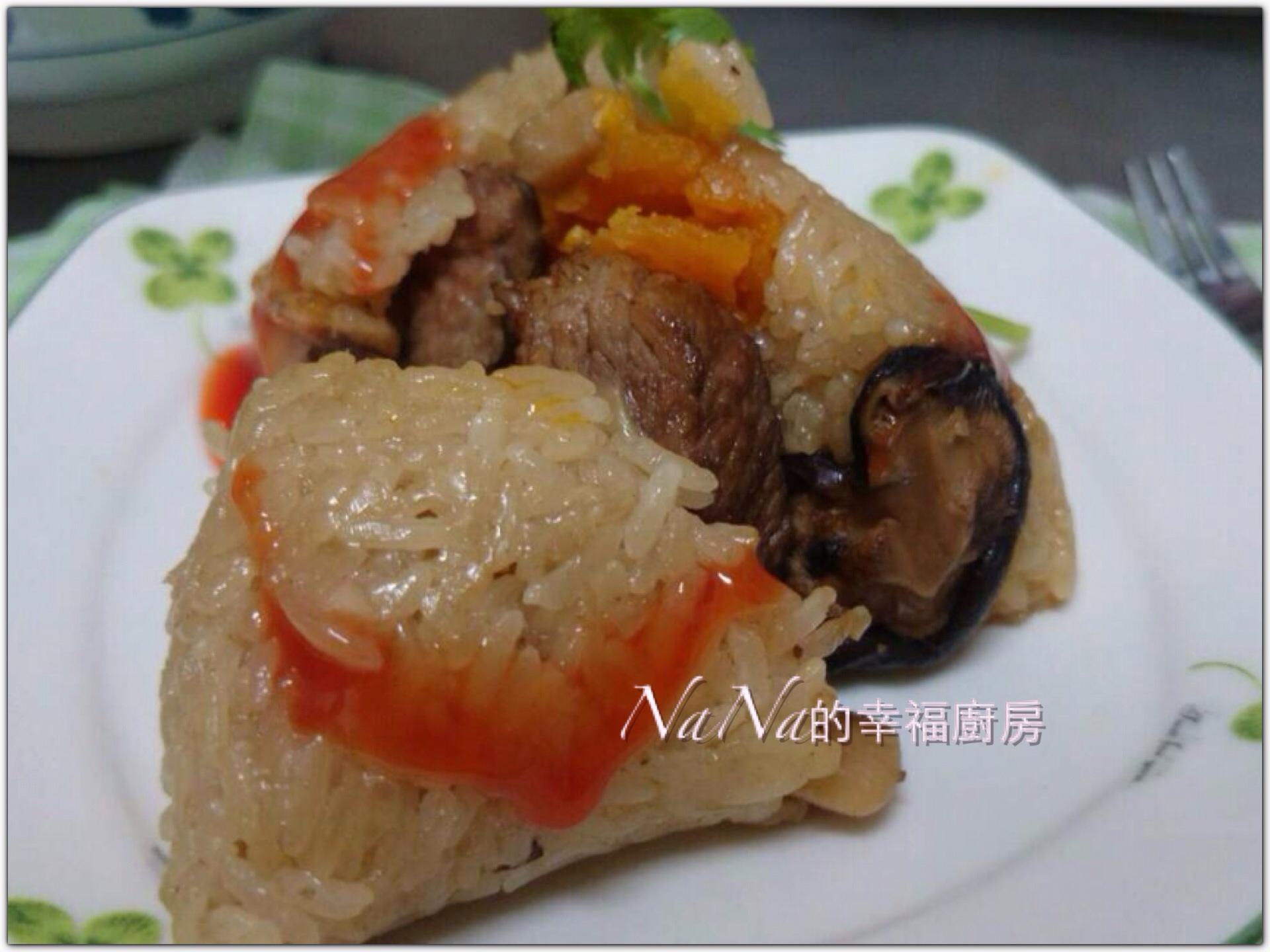 涮嘴【竹筍肉粽】