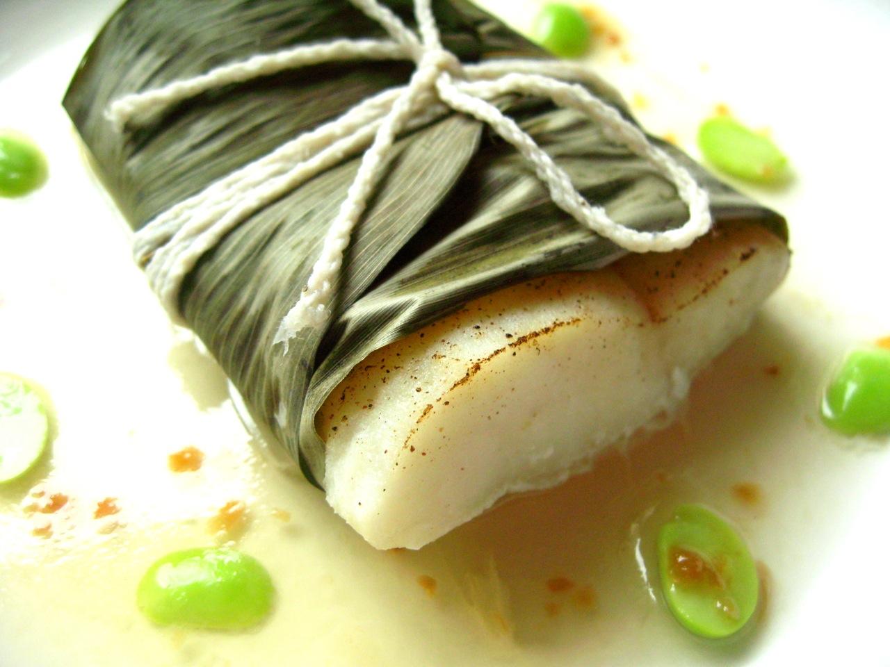 竹香蒸圓鱈