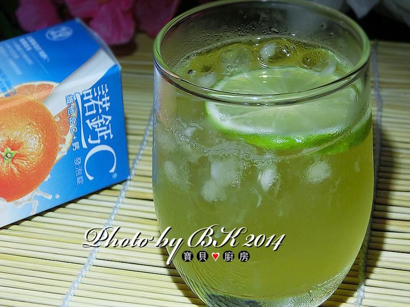 C多多蜂蜜檸檬汁『諾鈣C發泡錠』