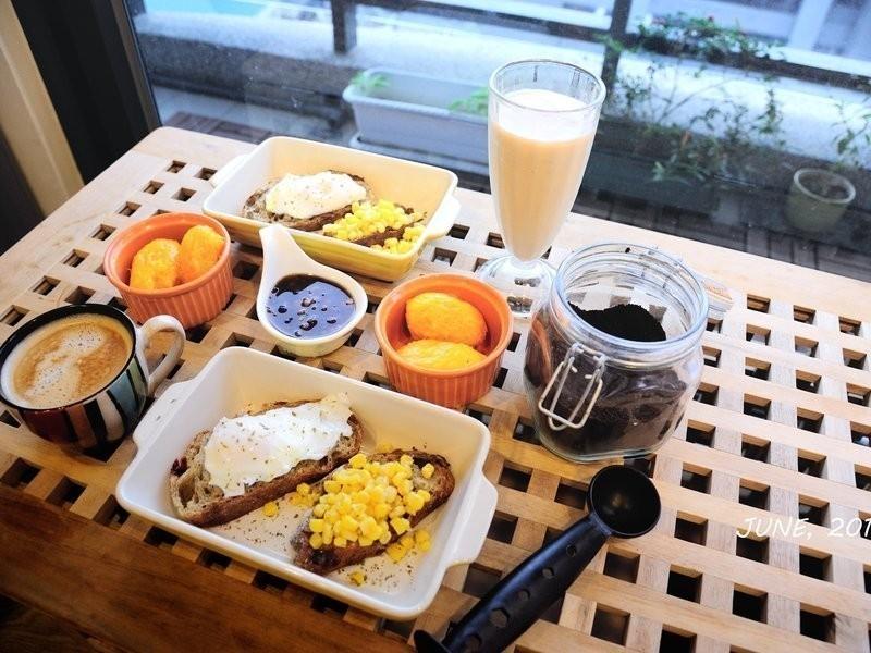 六月早午餐