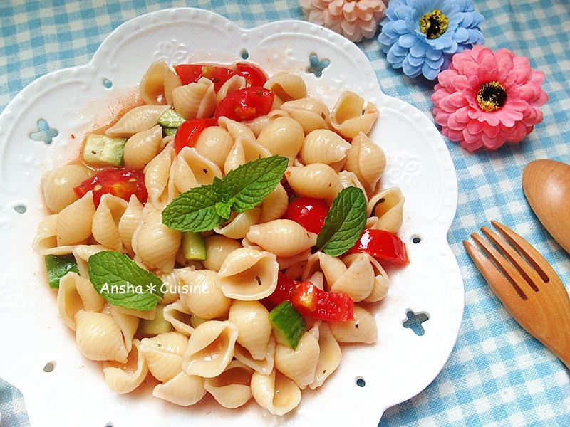 義大利貝殼沙拉