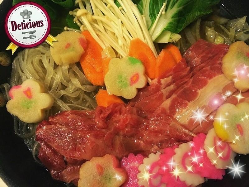 神戶牛肉壽喜燒