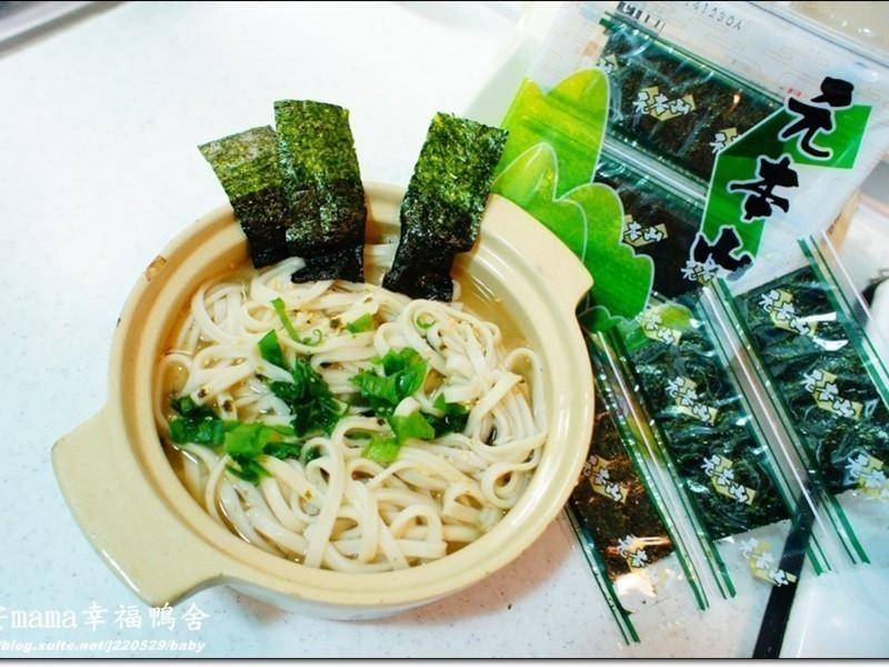 海苔味噌拉麵「元本山海苔」