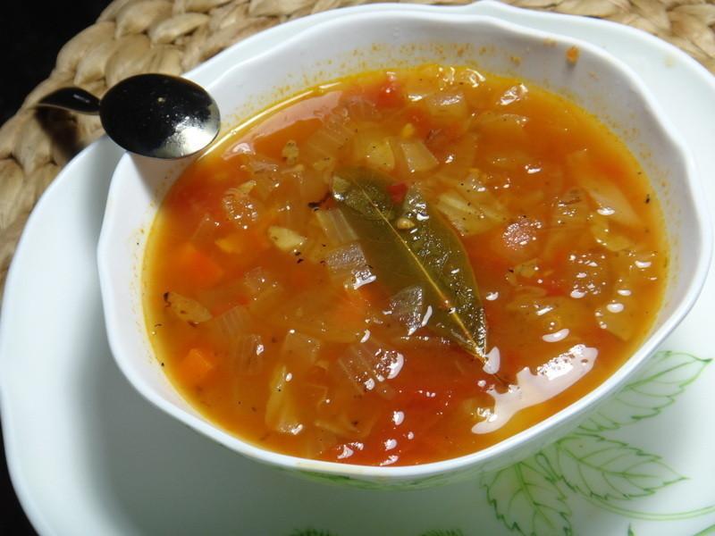 義式洋蔥湯