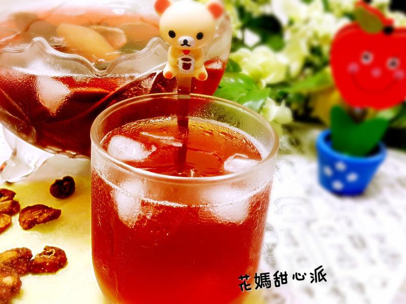 仙楂洛神花茶