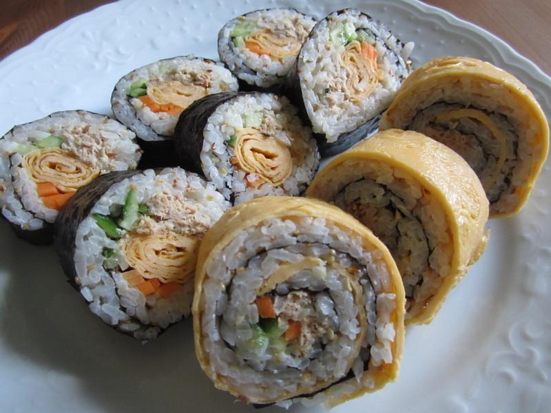 日式鮪魚壽司