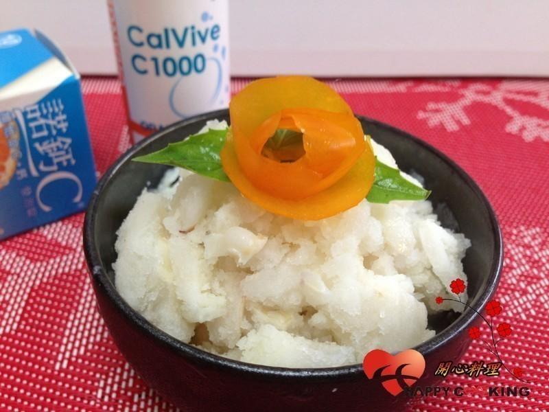 荔枝奶冰『諾鈣C發泡錠』