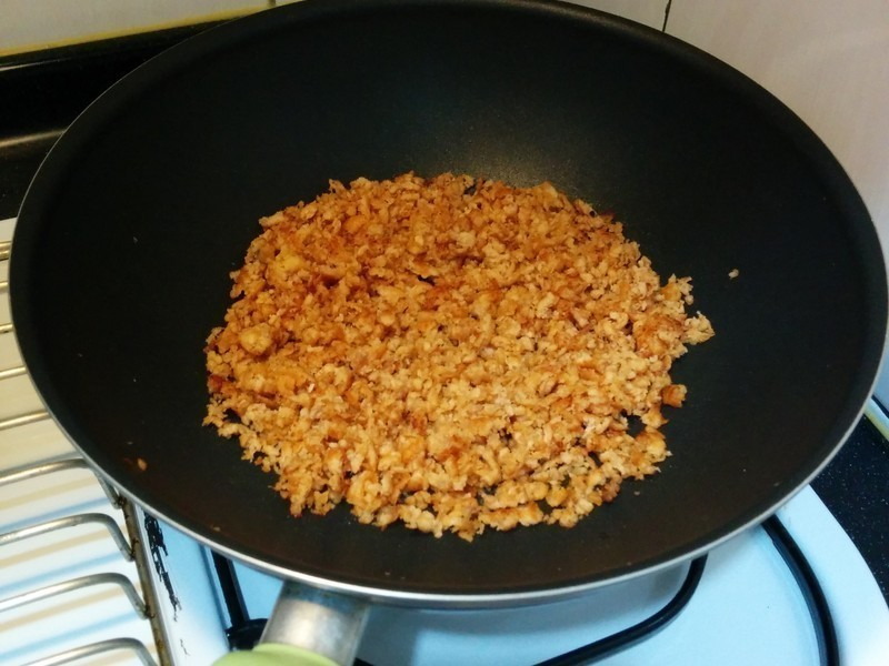 香炒鮭魚鬆~ 原來很輕鬆!