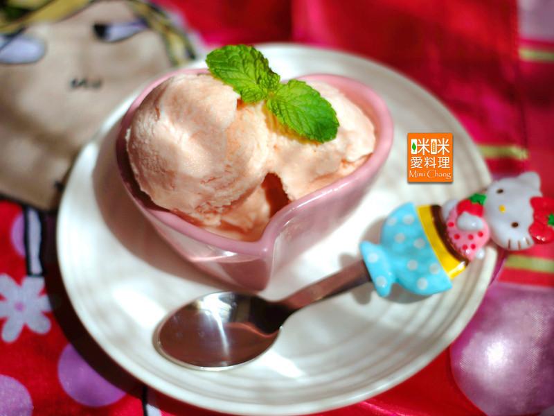 Mimi♥西瓜雪酪●粉紅戀曲