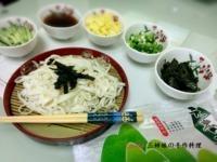 日式涼麵~元本山海苔