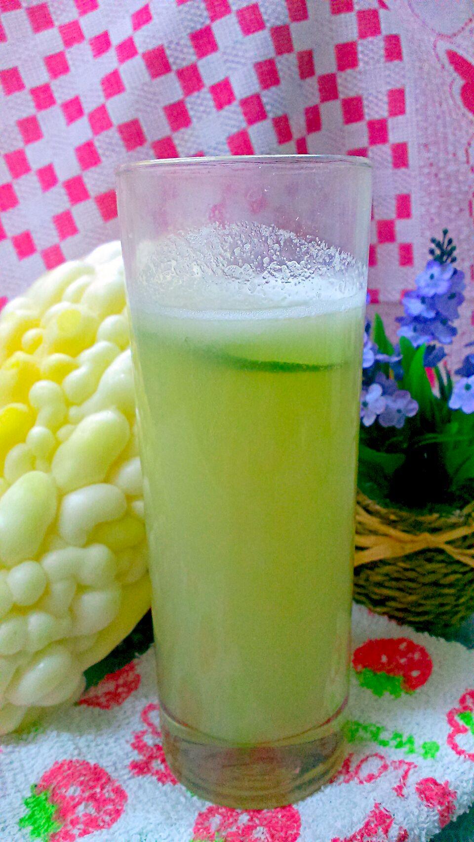 蜂蜜檸檬苦瓜汁