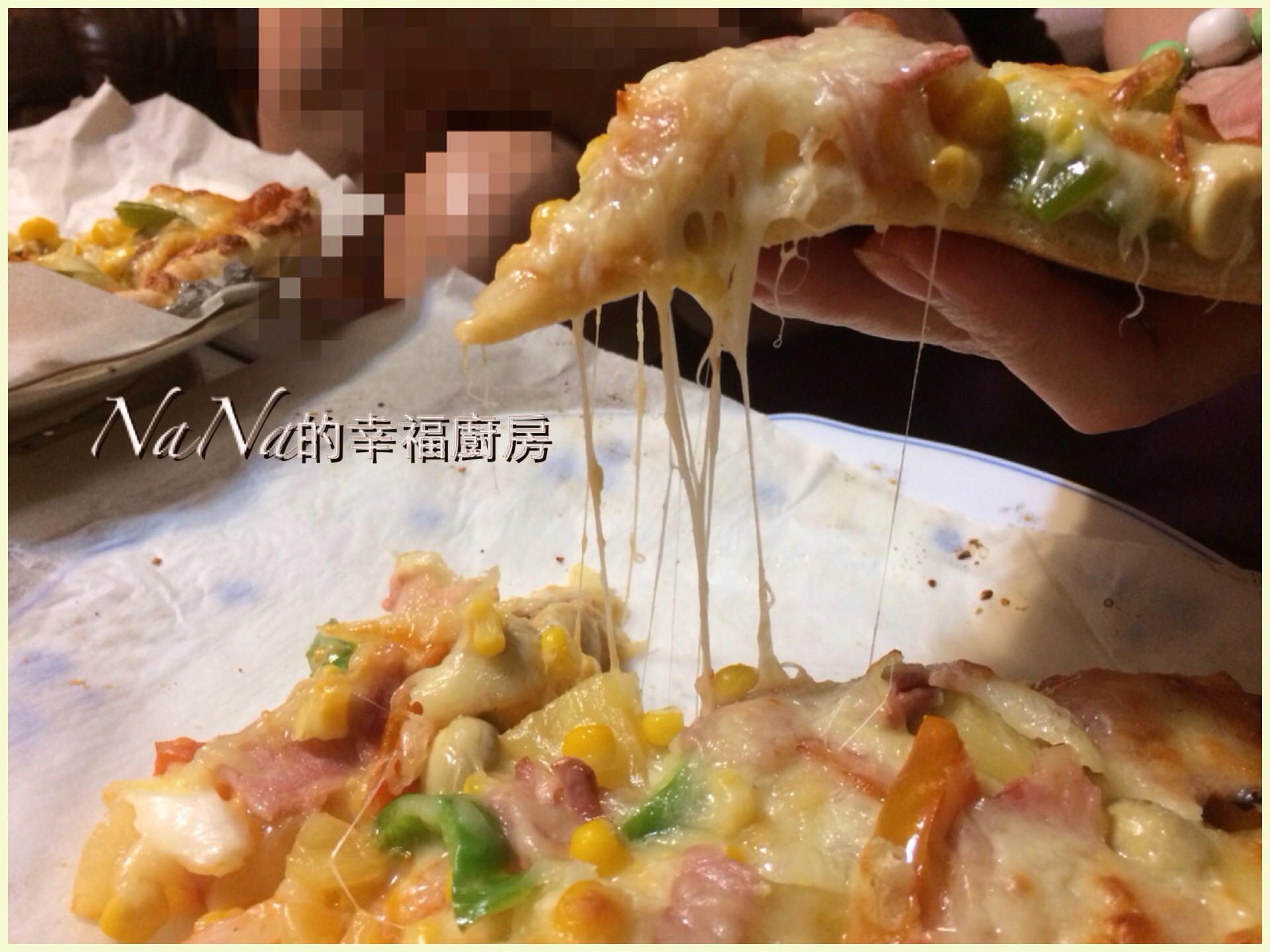 海鮮總匯披薩