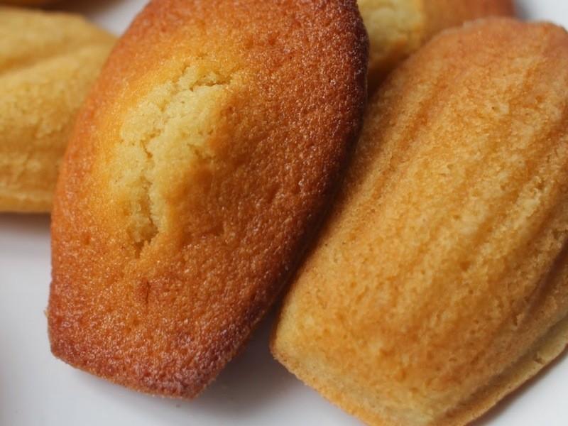 Madeleine 法式小蛋糕