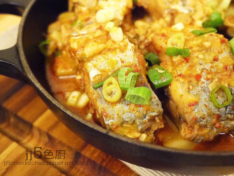 韓式辣煮白帶魚馬鈴薯