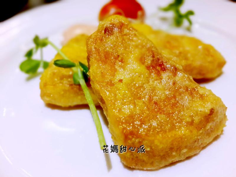 金沙番薯片