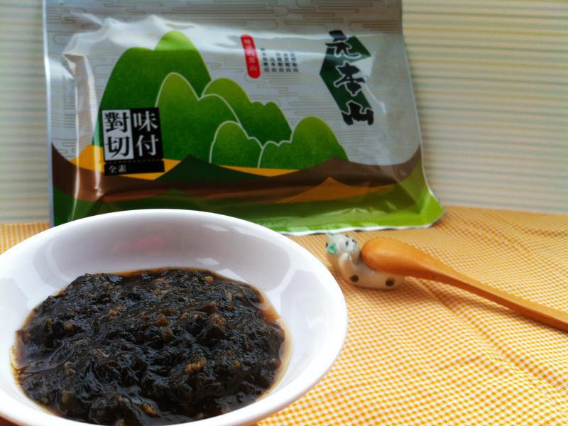 海苔香菇醬「元本山海苔」
