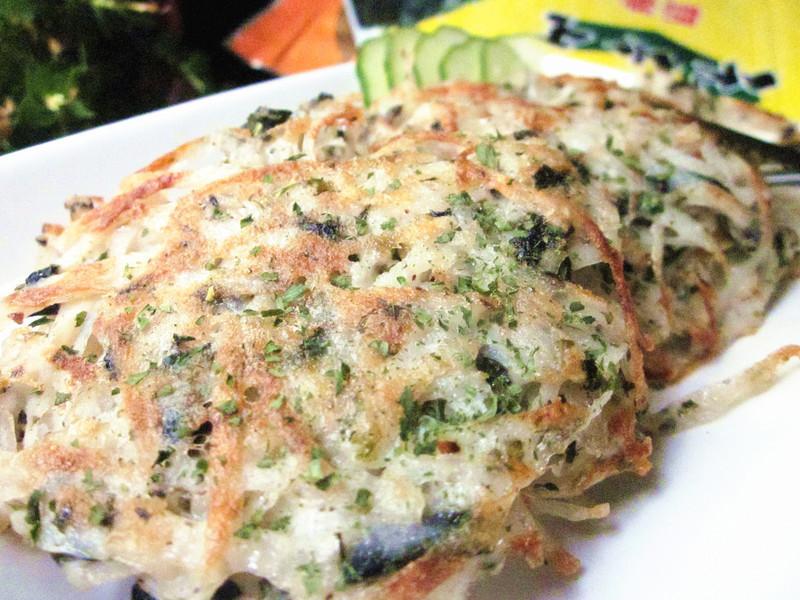 香酥海苔薯餅「元本山海苔」