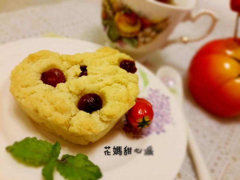 愛心鮮莓馬芬
