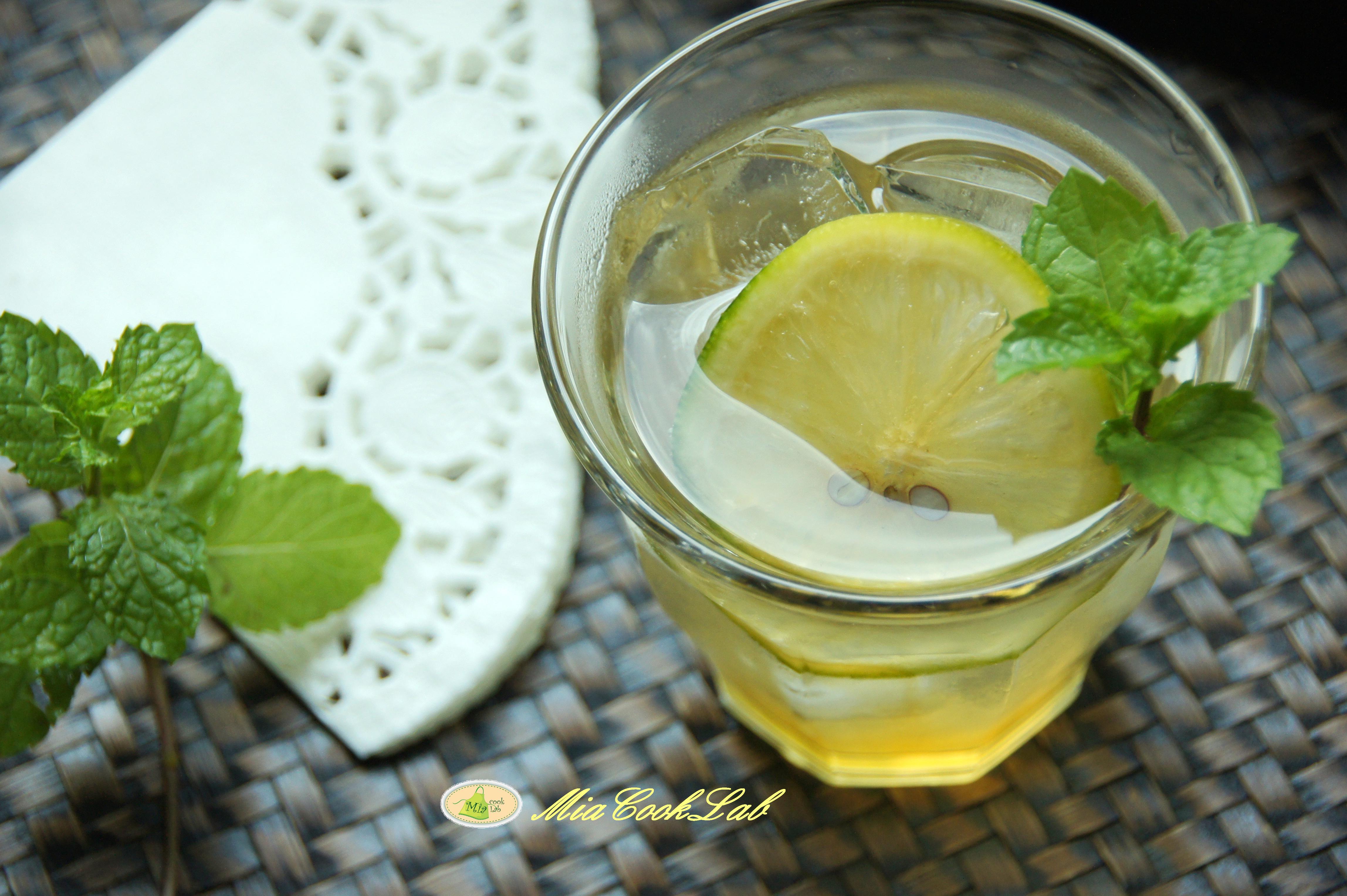 蜂蜜檸檬飲