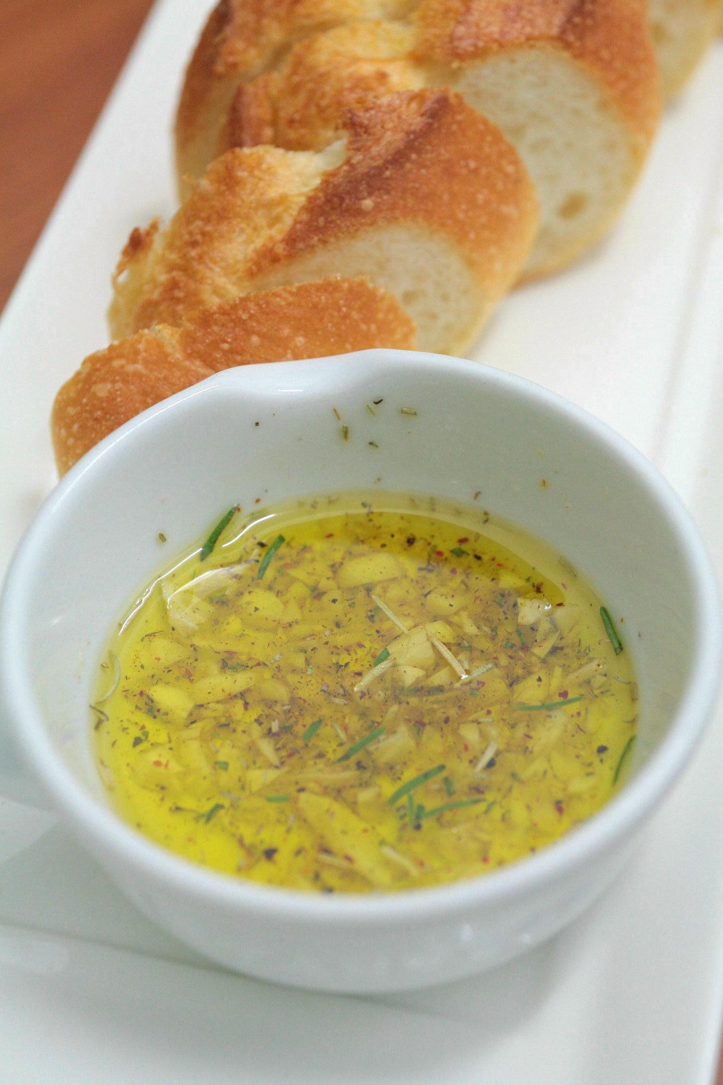 橄欖油義式香草--麵包沾料