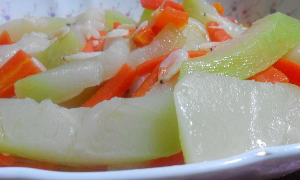 蝦米胡瓜【食在養生】