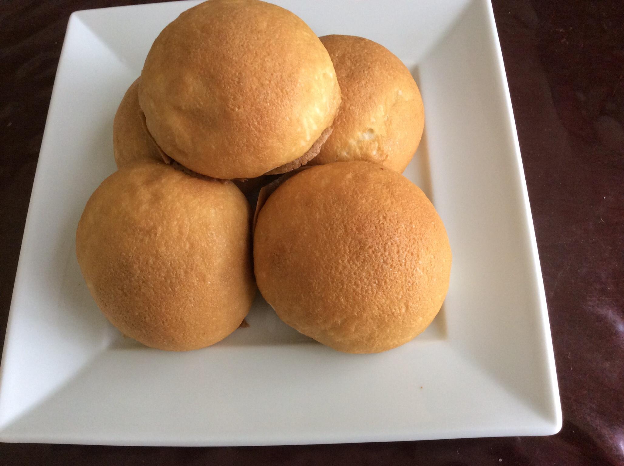 咖啡墨西哥麵包