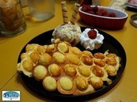[Bella五星級廚房]香港雞蛋仔