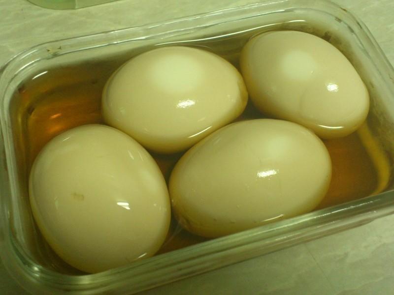 [雞蛋]溏心紹興酒蛋