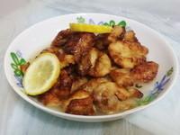 開胃的檸檬煎雞扒。