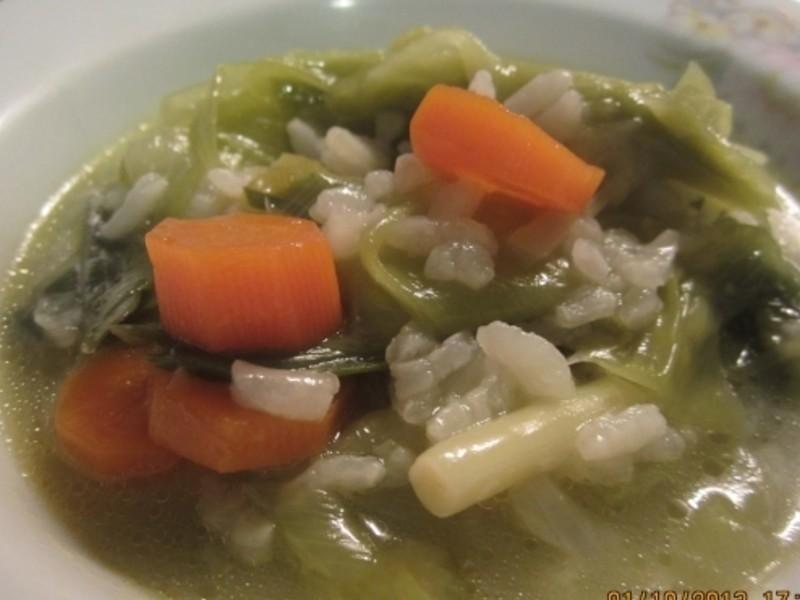 橄欖油冷盤2----青蒜胡蘿蔔冷盤