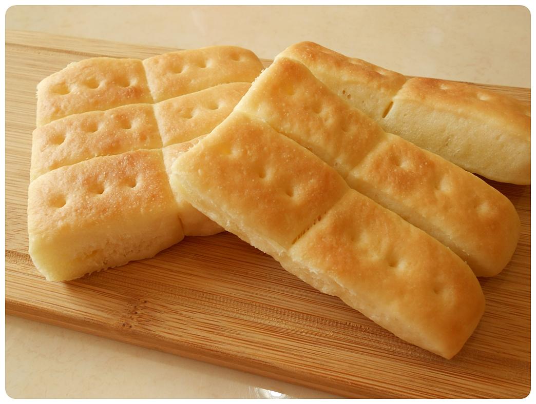 椰香蘋果麵包