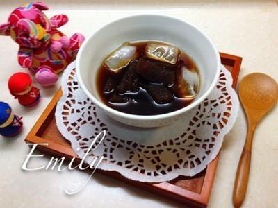 QQ黑糖粉粿