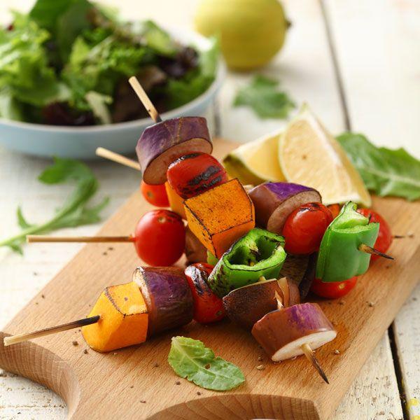 五色蔬菜串