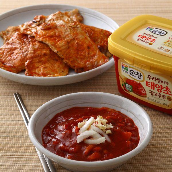 韓國泡菜烤肉醬