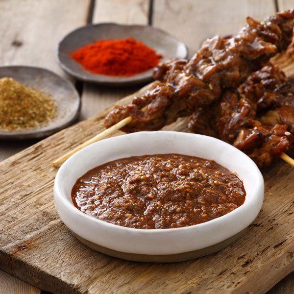 新疆風味孜然烤肉醬