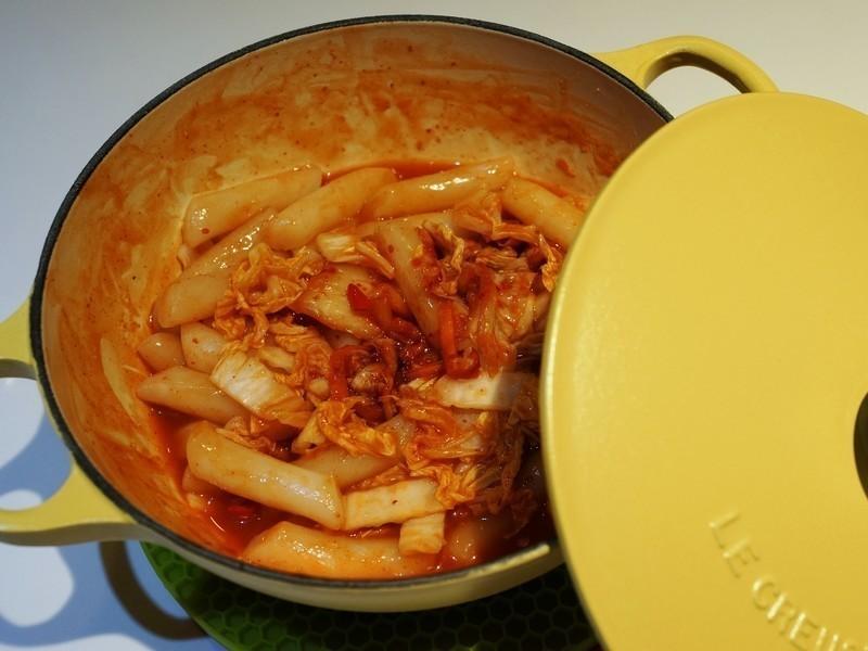 韓式炒年糕 (2人份)