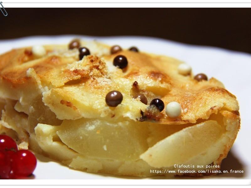 法國傳統水果輕蛋糕