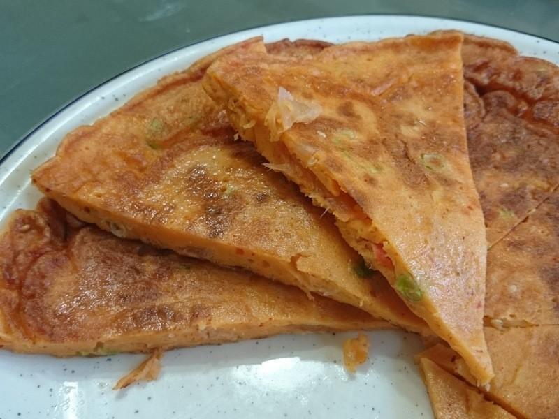 [小吃]泡菜煎餅